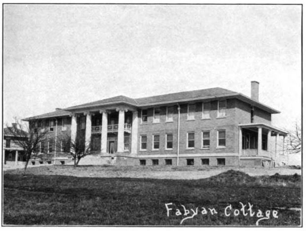 Fabyan Cottage
